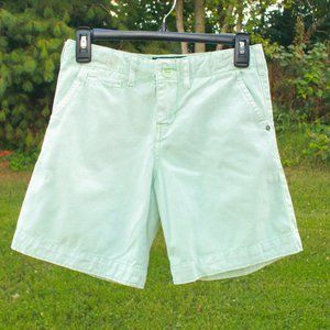 Sanctuary Mint Shorts